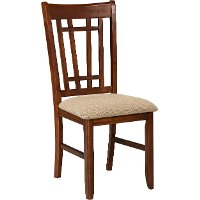 Mission Dark Dining Room Chair