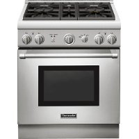 PRG304GH Thermador 30 Inch Gas Range - Stainless Steel
