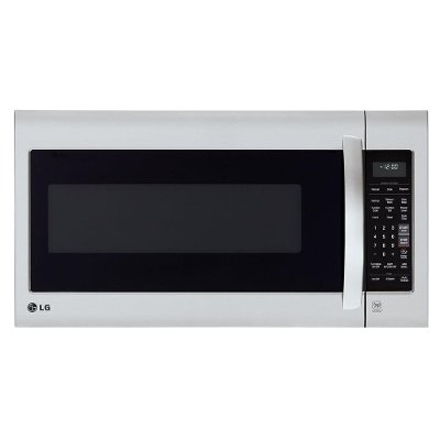 LMV2031ST LG Over the Range Microwave Oven - 2.0 cu. ft. Stainless Steel