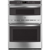 PT7800SHSS GE Profile 30 Inch Combination Wall Oven with Microwave - 6.7 cu. ft. Stainless Steel