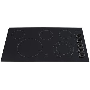 fgec3645kb frigidaire gallery 36 black smoothtop electric cooktop
