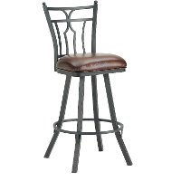Randle 26 Inch Swivel Counter Stool