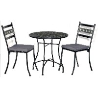 3 Piece Mosaic Tile Bistro Rc Willey Furniture Store