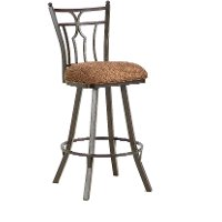 Randle 26 Inch Swivel Counter Height Stool