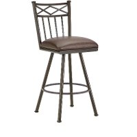Alexander 26 Inch Swivel Counter Stool
