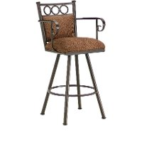 Waterson 26 Inch Counter Height Stool with Arms