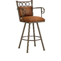 Waterson 30 Inch Barstool with Arms