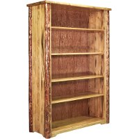 MWGCBCS 5-Shelf Bookcase - Glacier Country
