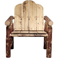MWGCDC Deck Chair - Glacier Country