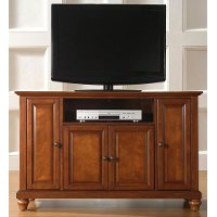 KF10002DCH Cherry 48 Inch TV Stand - Cambridge