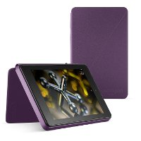B00kqejzga Amazon Kindle Fire HD 6 Inch Standing Protective Case - Royal Purple