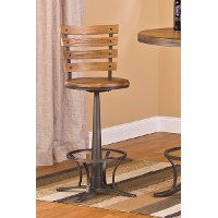 5441-826H Swivel Counter Height Stool - Westview