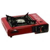 BDZ-138 Camp Chef Butane One Burner Stove with Case