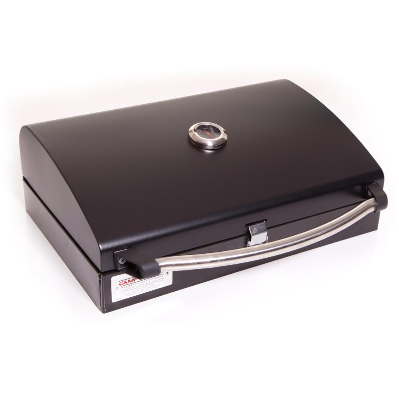 BBQ Grill Box Hinged Lid - Grill Accessories