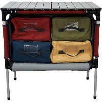 MSTAB Sherpa Table & Organizer - Mountain Series