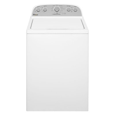 WTW5000DW Whirlpool Top Load Washer - 4.3 cu. ft. White