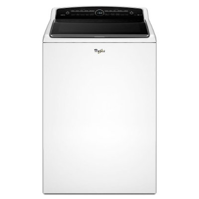 WTW8500DW Whirlpool Top Load Washer -  5.3 cu. ft. White