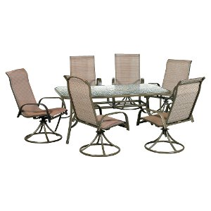 Regal Collection 7 Piece Patio Dining Set