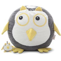 7660OWL Big Joe Oscar the Owl w/ Lil Buddy Short Fur - Bagimal