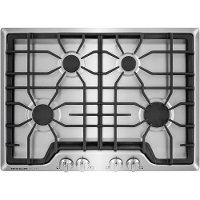 FGGC3045QS Frigidaire Gallery 30 Inch 4 Burner Gas Cooktop - Stainless Steel