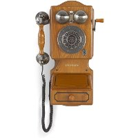 CR92-OA Crosley Country Kitchen Wall Phone II