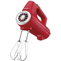 CHM-3R Red PowerSelect 3-Speed Cuisinart Hand Mixer