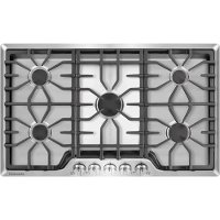 FGGC3645QS Frigidaire Gallery 36 Inch Gas Cooktop - Stainless Steel