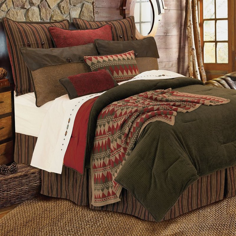 King Wilderness Ridge Bedding Collection