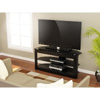 40 Inch Black TV Stand - Maxine