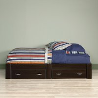 Cinnamon Cherry Twin Platform Bed - Beginnings