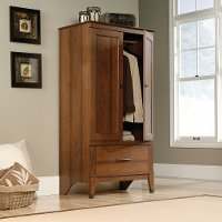 Cherry Armoire - Carson Forge