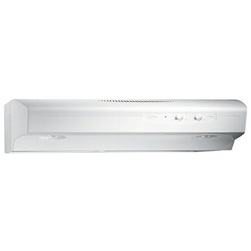 QS130WW Broan Range Hood QS1 Series - 30 Inch White