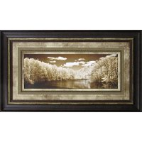A Tranquil Journey Framed Wall Art