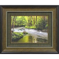 Sun Jakes Creek II Framed Wall Art