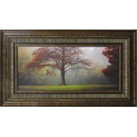 A Late Autumn Morning Framed Wall Art