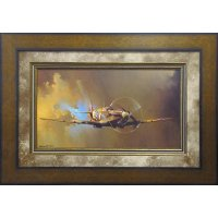 'Spitfire' Framed Wall Art