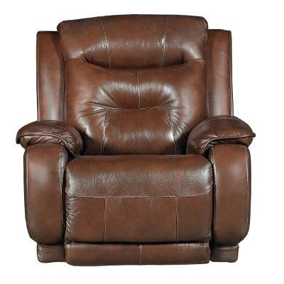 Palazzo Dark Brown Leather-Match Power Rocker Recliner - Cresent  sc 1 st  RC Willey & Palazzo Dark Brown Leather-Match Power Rocker Recliner - Cresent ... islam-shia.org