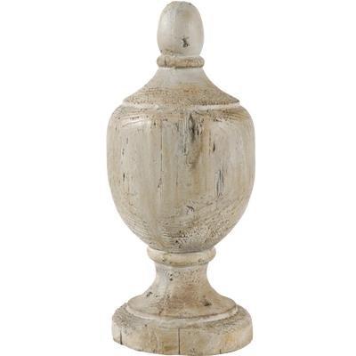 17 Inch Natural Finial
