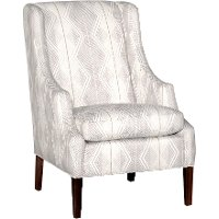 Melody 29 Quot Pattern Upholstered Accent Chair Rc Willey