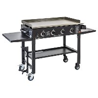 1554 36  Griddle Cooking Station
