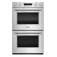 ZET2PHSS GE Monogram Double Convection Oven - Stainless Steel