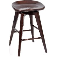 Bali Cappuccino 24 Swivel Counter Stool Rc Willey