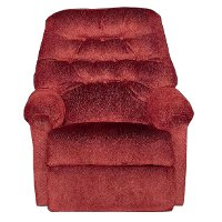 Wine Manual Rocker Recliner - Sondra