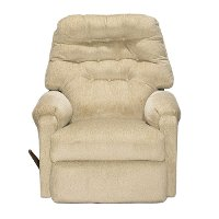 Fawn Cream Manual Rocker Recliner - Sondra