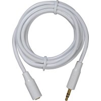 AH735R 6' 3.5mm Auxiliary Audio Extension Cable