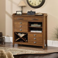 carson forge washington cherry sideboard