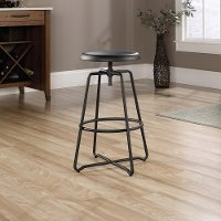 Black Metal Counter Stool - Carson Forge
