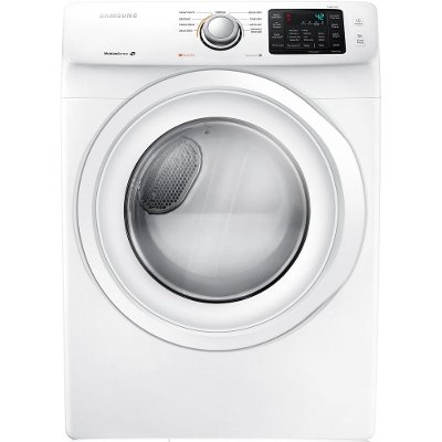 DV42H5000GW Samsung Gas Dryer with Sensor Dry - 7.5 cu. ft. White