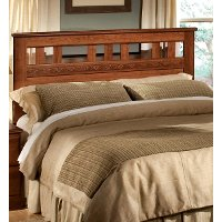 Orchard Park Cherry Twin Headboard