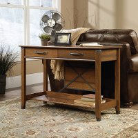 Cherry Sofa Table - Carson Forge